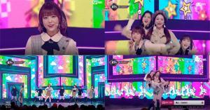 [인기가요 설특집] 걸그룹 리브하이, SBS 인기가요 통해 상큼한 과즙 팡팡 '예스'